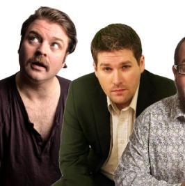 4 Heatons Comedy Evening
