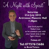 A night with Spirit