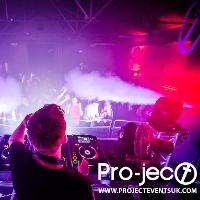 Pro-ject 4th Birthday Warehouse Rave / LOW STEPPA
