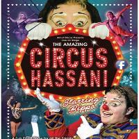 Circus Hassani Starring Bippo 29th May - 3rd June