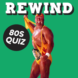 Rewind 80s Quiz