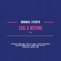 Minimal Events - Soul & Motown Round 3