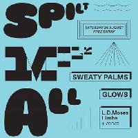 Bank Hol Party w/ Sweaty Palms x Glows
