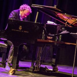 Alex Hutton Trio plays Latin Jazz
