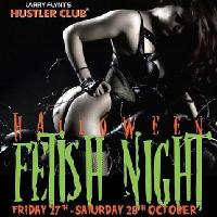 Halloween Fetish Night