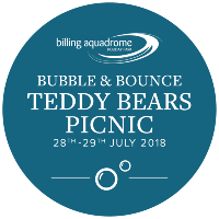 Bubble & Bounce: Teddy Bears Picnic