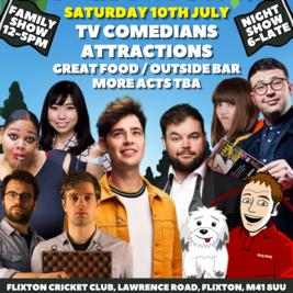 Flixton Comedy Festival