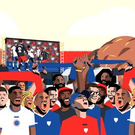 Group F: France V Germany