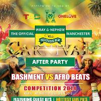 Official Wray & Nephew Manchester Carnival After Party