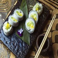 New Sushi Menu