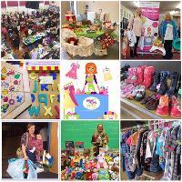 Mum2mum Market nearly new sale Ormskirk