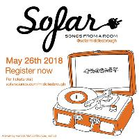 Sofar Sounds Middlesbrough