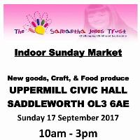 The Samantha Jones Trust Sunday Markets