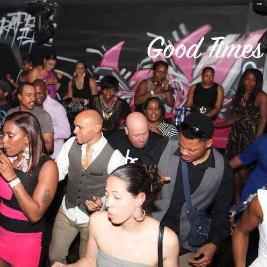 Good Times - Old School  - Bank Holiday Party