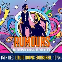 Rumours - The Ultimate Fleetwood Mac Xmas Club Experience