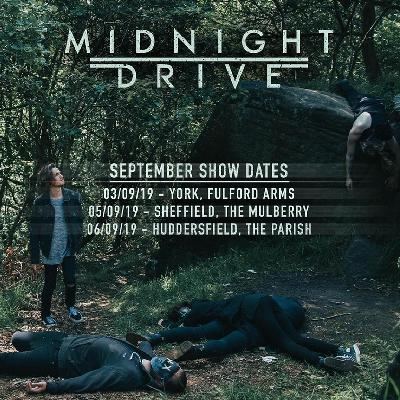 Midnight Drive with Master The Crown & State Of Error