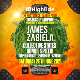 JAMES ZABIELA - 1st Unrestricted Garden Party of 2021