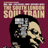 The South London Soul Train Curtis Mayfield & Stax Special + Moh