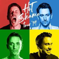 JOHN ROBINS: HOT SHAME Tour 2019
