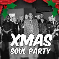 The Christmas Soul Party with The G Men Soul Band