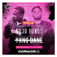 Freshers Jam with KOJO FUNDS & YXNG BANE