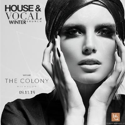 House & Vocal Winter Brunch