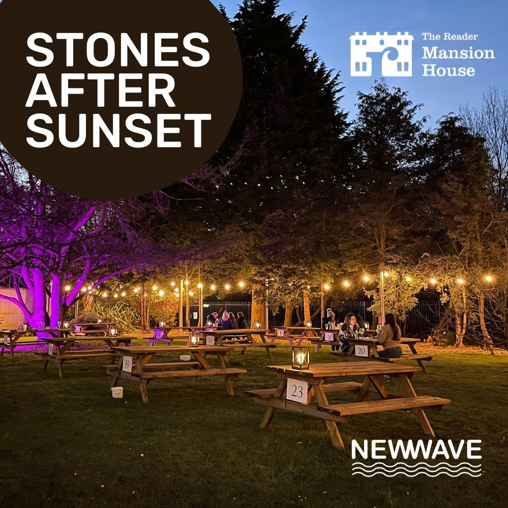 STONES AFTER SUNSET