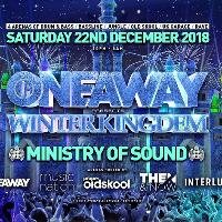 ONEAWAY presents Winter Kingdem