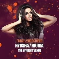 NYUSHA LIVE IN CONCERT AT THE WRIGHT VENUE DUBLIN IRELAND