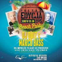 Polska Edycja No.5 : Beach Party - Dj Quiz & Marco Bass