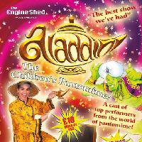 Aladdin Pantomime - 12:00 Showing