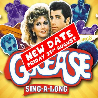 Sing A Long Cinema Grease 40th Birthday Tickets