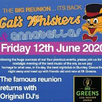 Cats Whiskers/Annabellas Reunion 2020