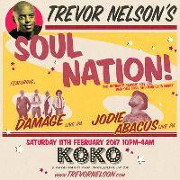 Trevor Nelson Club Classics Tour