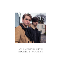 An Evening with Richie & Eoghan Paris