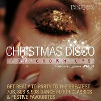Christmas Disco for Grown ups pop party