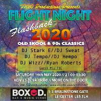 Flight Night Flashback 2020