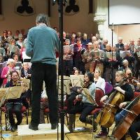 Choir 2000 and Sampson Orchestra Cambridge