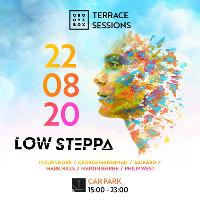Groovebox Terrace Sessions with Low Steppa