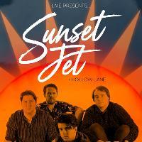 Sunset Jet + Hollow Lane