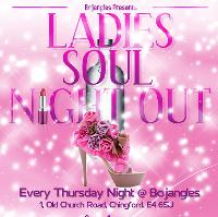 Ladies Soul Night Out