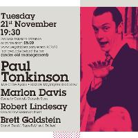 Paul Tonkinson Headlines Novembers Comedy at Milk