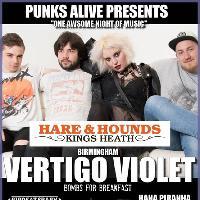 Punks Alive Presents Vertigo Violet