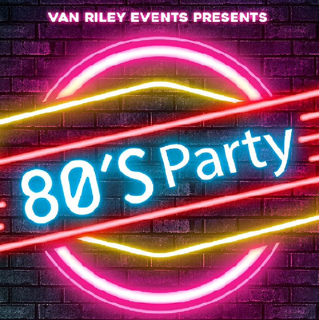 The Ultimate 80's Party