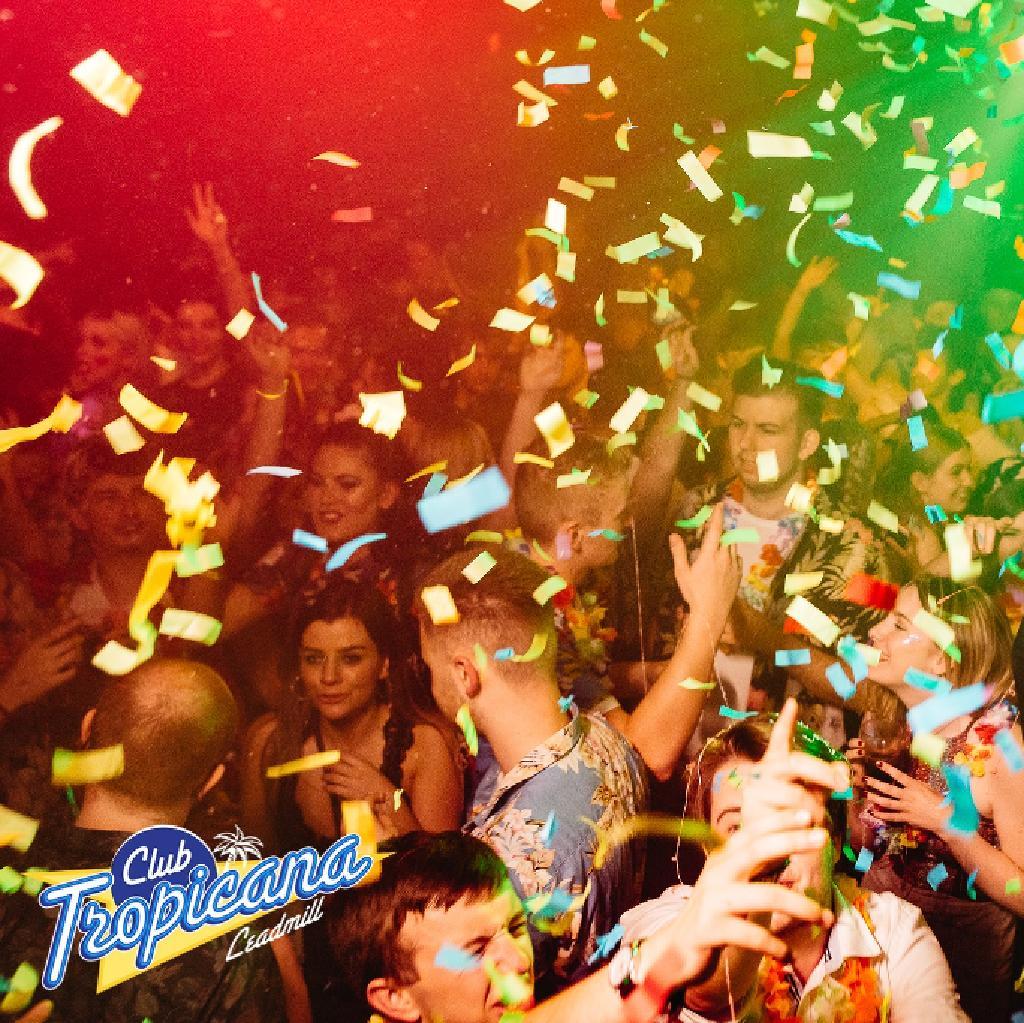 Club Tropicana: Thriller Edition // Halloween!