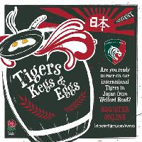 Leicester Tigers Kegs & Eggs