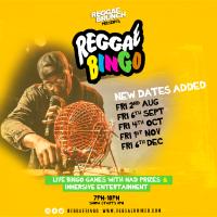 Reggae bingo