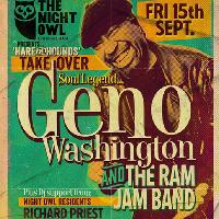 The Night Owl Presents Geno Washington & The Ram Jam Band