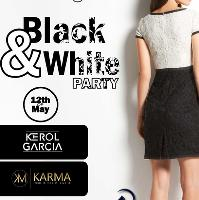 BLACK AND WHITE  PARTY - £1.00 Tickets valid before 11 pm only