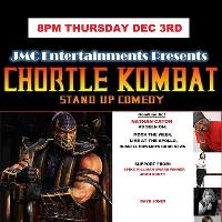 CHORTLE KOMBAT COMEDY WITH NATHAN CATON